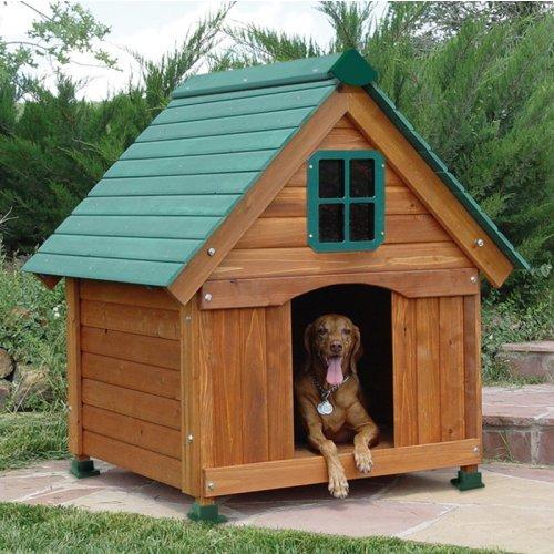 Домик для собак своими руками из дерева